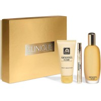 Estuche Clinique Aromatics Elixir Edp 100 ml + Regalo Body Milk + 10 ml