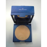 LINA BOCARDI MAQUILLAJE COMPACTO SILKY WET  DRY 01