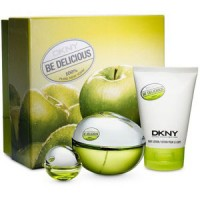 Estuche Dkny Be Delicious Woman Edp 100 ml + Regalo Body Lotion + 7 ml