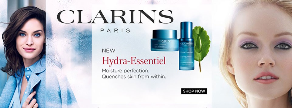 Clarins takes another step in the way of hydrating our skin.