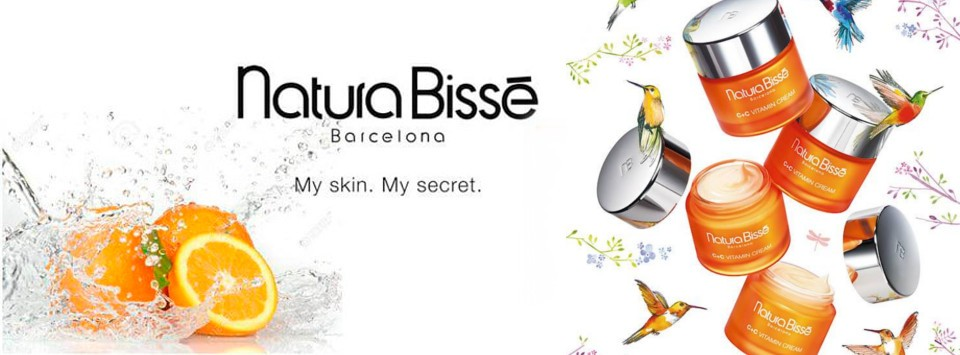 Natura Bissé the best for your skin.