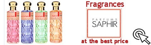Discover Saphir fragrances at the best price