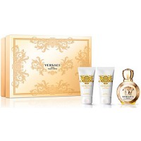 Versace Eros Femme Gift Set Eau de Parfum 50 ml +  Body Lotion + Gel