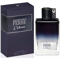 Gianfranco Ferré L´Uomo Eau de Toilette 100 ml