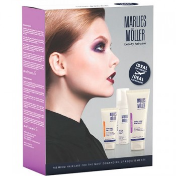 Estuche Marlies Möller Best Seller Champú 100 ml + Mascarilla + Espuma