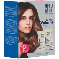 Estuche Marlies Möller Perfect Volume Champú 100 ml + Acondicionador + Spray