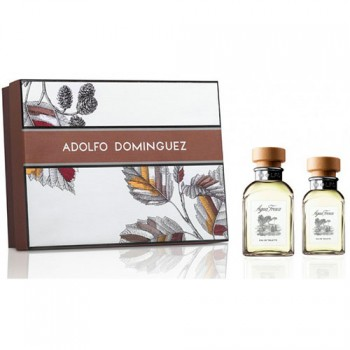 Estuche Adolfo Dominguez Agua Fresca Edt 120 ml + Regalo 30 ml