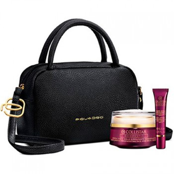 Collistar Face and Neck Perfection Crema 50 ml Gift Set + Eye Contour Perfection Crema 85 ml + Neceser