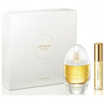 Sensai The Silk Gift Set Eau de Parfum Spray 50 ml + 13 ml