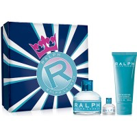 Ralph Lauren Ralph Gift Set Eau de Toilette 100 ml + Gel + 7 ml
