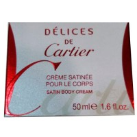 Délices de Cartier Satin Body Cream 50 ml