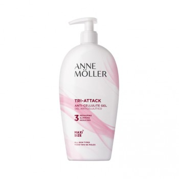 Anne Moller Corporal Anti-Cel Gel Tri-Atack 400 ml