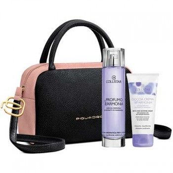 Collistar Profumo Di Armonia Aqua Gift Set Aromatic Water 100 ml + Body Milk 50 ml + Bag