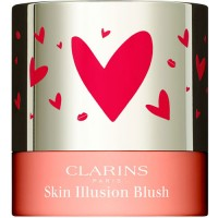 Clarins Skin Illusion Blush 02 Luminous Coral