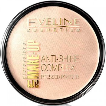 Eveline  Art Make-up Anti Shine Complex Pressed Powder 33