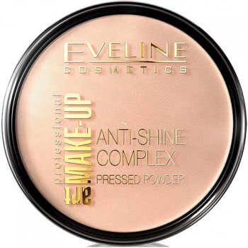 Eveline  Art Make-up Anti Shine Complex Pressed Powder 32
