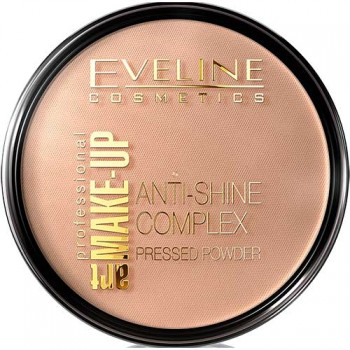 EVELINE POLVO TRANSP. ART MAKE-UP 35
