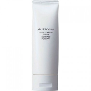 Shiseido Men Limpiador Exfoliante 125 ml
