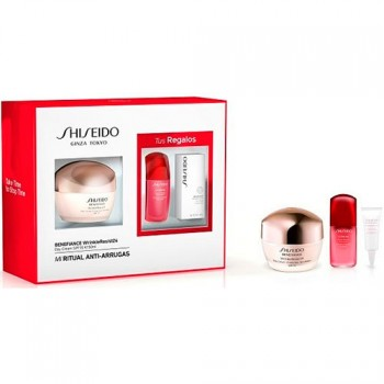 Estuche Benefiance Wrinkle Resist 24 Crema de Día 50 ml + Ultimune Power Infusing Serum Concentrado 10 ml +  Benefiance Wrinkle