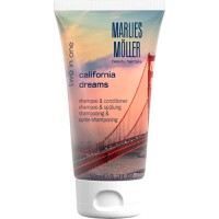 Marlies Moller Beauty Haircare California Dreams Shampoo and Conditioner 150 ml