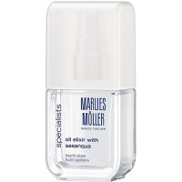 Marlies Moller Beauty Haircare Specialists Oil Elixir With Sasanqua 50 ml