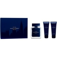 Estuche Narciso Rodriguez For Him Bleu Noir Edt 100 ml + Gel de Ducha 75 ml