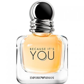Emporio Armani Because Its You for Her Edp 100 ml