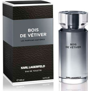 Karl Lagerfeld Bois de Vetiver Edt 100 ml