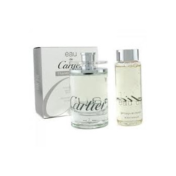 ESTUCHE EAU CARTIER 100 ML + REGALO