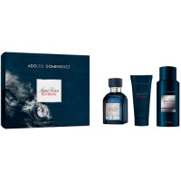 Estuche Adolfo Dominguez Agua Fresca Extreme Edt 120 ml + After Shave 75 ml + Desodorante Spray 150 ml