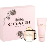 Coach Eau de Parfum 50 ml Gift Set Body Lotion 100 ml