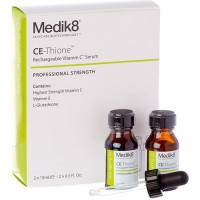 Medik8 Ce-Thione Rechargeable Vitamin C Serum 2 Uds x 15 ml