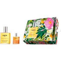 Chest Carita Fluide de Beaute 14 Utra - Nourishing Dry Oil 100 ml + Fluide de Beaute Paillete Utra - Nourishing Dry Oil 50 ml