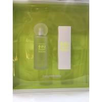 Estuche Courreges Hyper Fraiche edt 90 ml + Miniatura Edt 20 ml