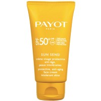 Payot Sun Sensi Protective Anti-Aging Face Cream Spf 50 50 ml