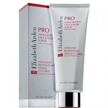 Elizabeth Arden Exfoliante Invigorating Face y Body 120 ml