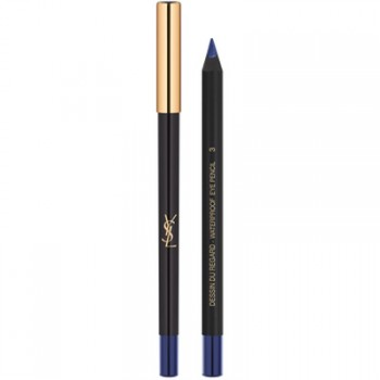Yves Saint Laurent Lápiz de ojos Dessin Due Regard Waterproof 03 Bleu Impatient