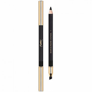 Yves Saint Laurent Lápiz de ojos Dessin Due Regard 01 Veltvet Black