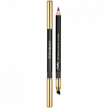 Yves Saint Laurent Lápiz de ojos Dessin Due Regard 02 Leather Brun