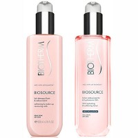Biotherm Biosource Duo Desmaquillante Pieles Secas 400 ml