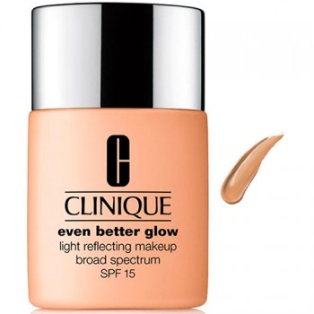 Clinique Maquillaje Even Better Glow Efecto Luminoso N06 CN58 Honey 30 ml