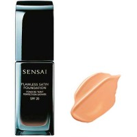 Sensai Flawless Satin Foundation Make Up N FS202 Ochre Beige 30 ml