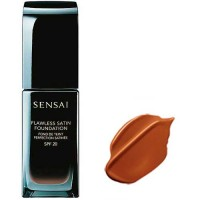 Sensai Flawless Satin Foundation Make Up N FS206 Brown Beige 30 ml
