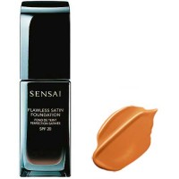 Sensai Flawless Satin Foundation Make Up N FS204 Honey Beige 30 ml