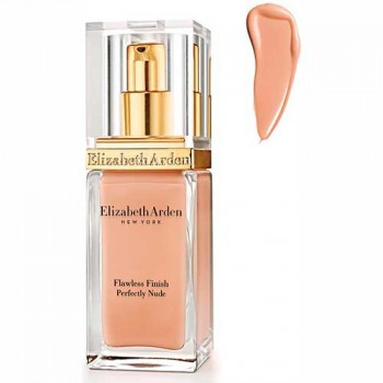 Elizabeth Arden Maquillaje Fluido Flawless Finish Perfectly Satin 10 Cameo