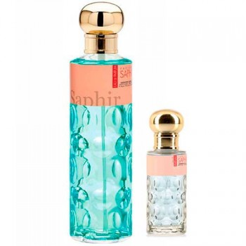 Estuche Saphir 116 For Her Edp 200 ml + Miniatura Saphir 116 For Her Edp 25 ml