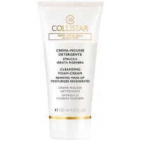 Collistar All Skin Types Cleasing Foam - Cream Moisturizes Regenerantes 150 ml