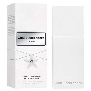 Angel Schlesser Femme Eau de Toilette 100 ml Gift Set Jewel