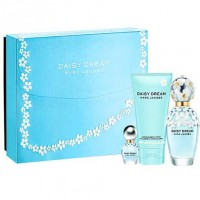 Estuche Marc Jacobs Daisy Dream Edp 100 ml + Miniatura 4 ml + Loción Hidratante 150 ml