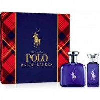 Estuche Ralph Lauren Polo Blue Men Edt 125 ml + Edt 30 ml